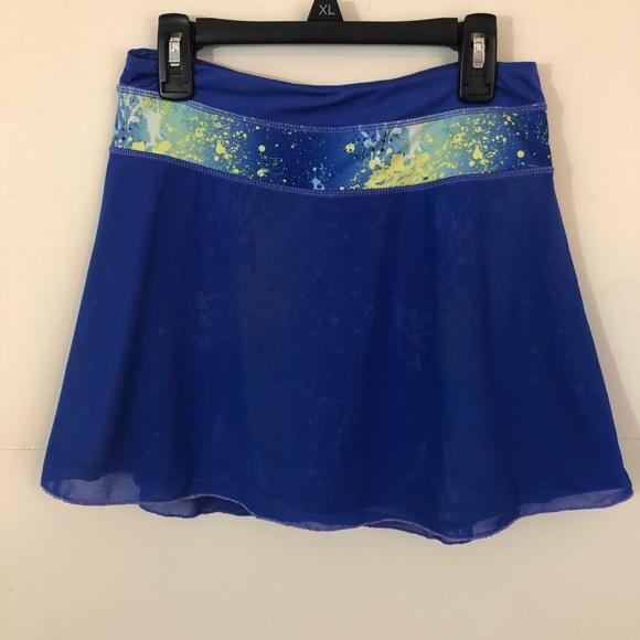 eda956a978 Kyodan Shorts | Blue Tennis Skort Skirt Size X Small | Poshmark